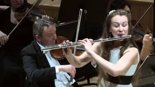 Wolfgang Amadeus Mozart - Flöödikontsert G-duur KV 313 (II Adagio ma non troppo)