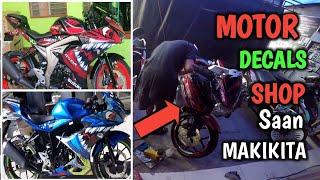 MOTOR DECAL SHOP | MISCOSTIX | WELCOME NEW SPONSOR