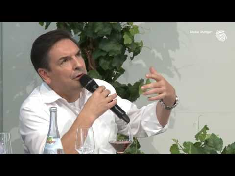 [DE] Panel: Besen | Dr. Ulrich Kampffmeyer | IT & Business | Stuttgart 2016