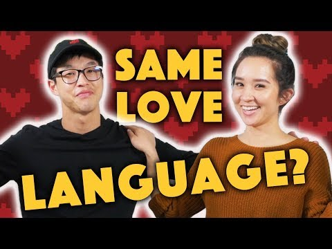 THE LANGUAGE OF LOVE ft. Cathy Nguyen - Lunch Break!