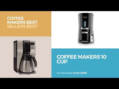 Coffee Makers 10 Cup // Coffee Makers Best Sellers Best Sellers