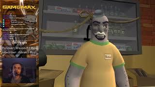 TSA: Sam & Max Save The World (PC) - Episode 2: Situation Comedy