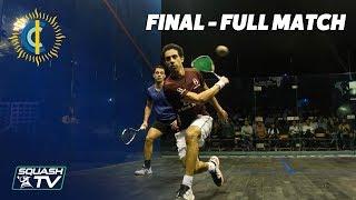 Squash: Dessouky v Momen - CCI International 2019 Final - Full Match