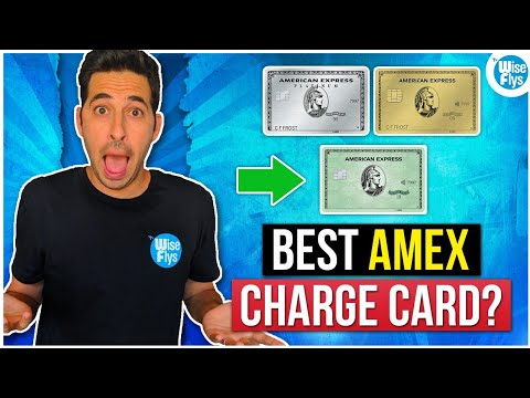 Amex Charge Cards: Which Is Best For You?