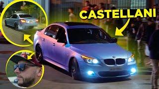 SAÍDA DE CARROS OS EVENTOS #10 - @Canal Castellani