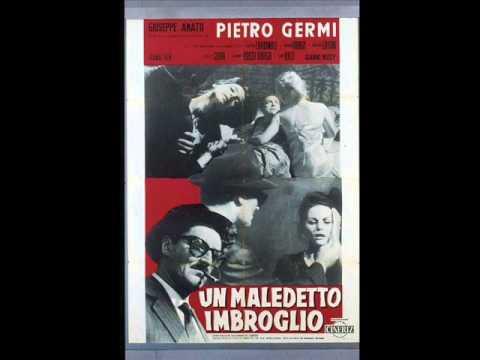 Sinnò me moro (Un maledetto imbroglio) - Carlo e Alida Rustichelli - 1959