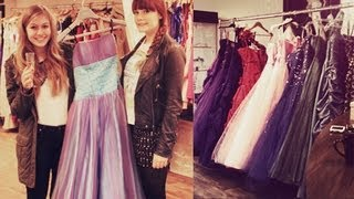 One of HeyAmyJane's most viewed videos: Prom Dress Shopping | TheCameraLiesBeauty