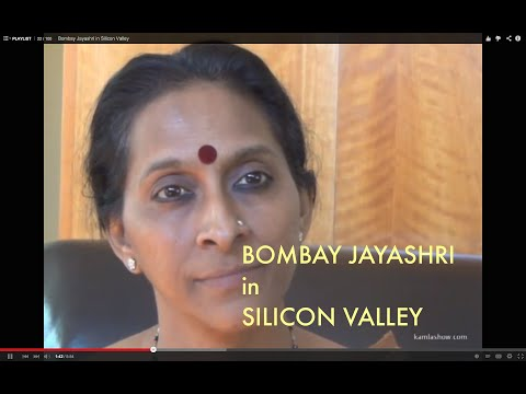 Bombay Jayashri in Silicon Valley