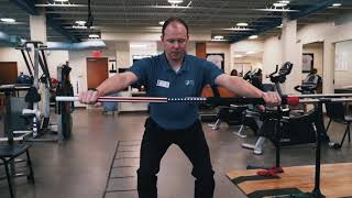 Jewett Physical Therapy Talks Golf Stretches