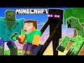 ПРИКЛЮЧЕНИЯ НУБИКА В МАЙНКРАФТЕ БИТВА МУТАНТОВ ЗОМБИ КРИПЕРА ЭНДЕРМЕНА В ИГРЕ Minecraft