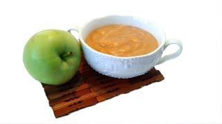 Яблочный Соус ✧ Нежнейшая приправа к мясу и салатам