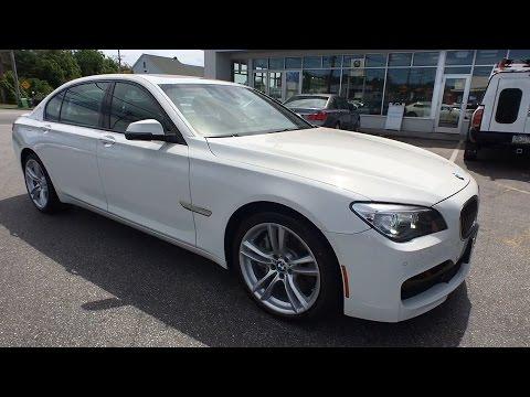 2014 BMW 750Li xDrive Baltimore, Towson, Catonsville, Silver Spring, Rockville, MD A60162