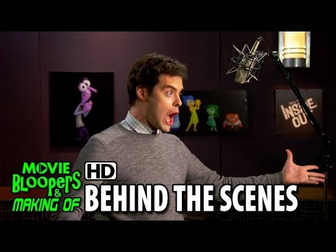 Inside Out (2015) Making of & Behind the Scenes (Part1/2)