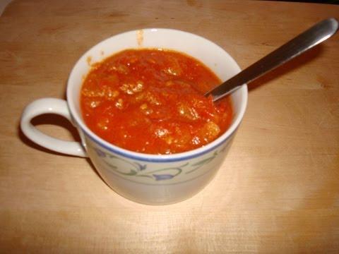 Salsa De Tomate Para Kebab Bocatas Y Carnes Tonio Cocina