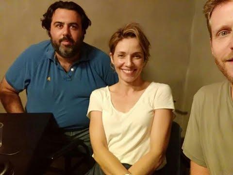 גיקונומי פרק #131 – מילי אביטל שחקנית בינלאומית, עם רוני קובן
