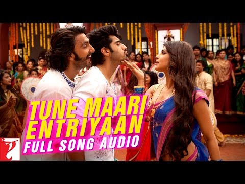 Mix - Tune Maari Entriyaan - Full Song Audio | Gunday | Bappi Lahiri | Neeti Mohan | KK | Vishal Dadlani