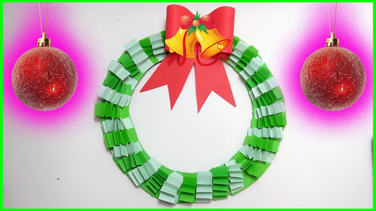 DIY Christmas Wreaths, Cheap Christmas Decorations, Christmas Decor ...