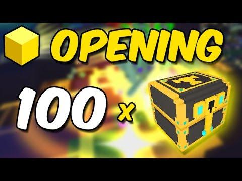 Opening 100 Titan's Treasure