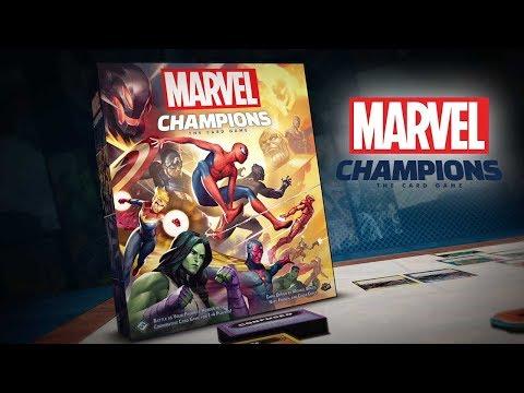 Marvel Champions Announcement Trailer