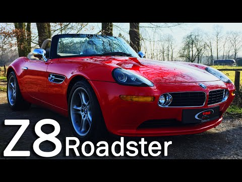 BMW Z8 Roadster Review | Classic Elegance (English Subtitles)