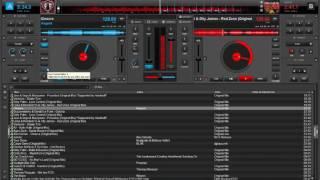 Electrónica, 2016 REMIX (DJ Nano) con Virtual DJ 8