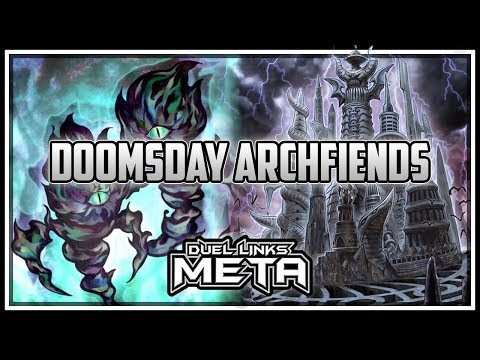 Doomsday Archfiends! [Yu-Gi-Oh! Duel Links]