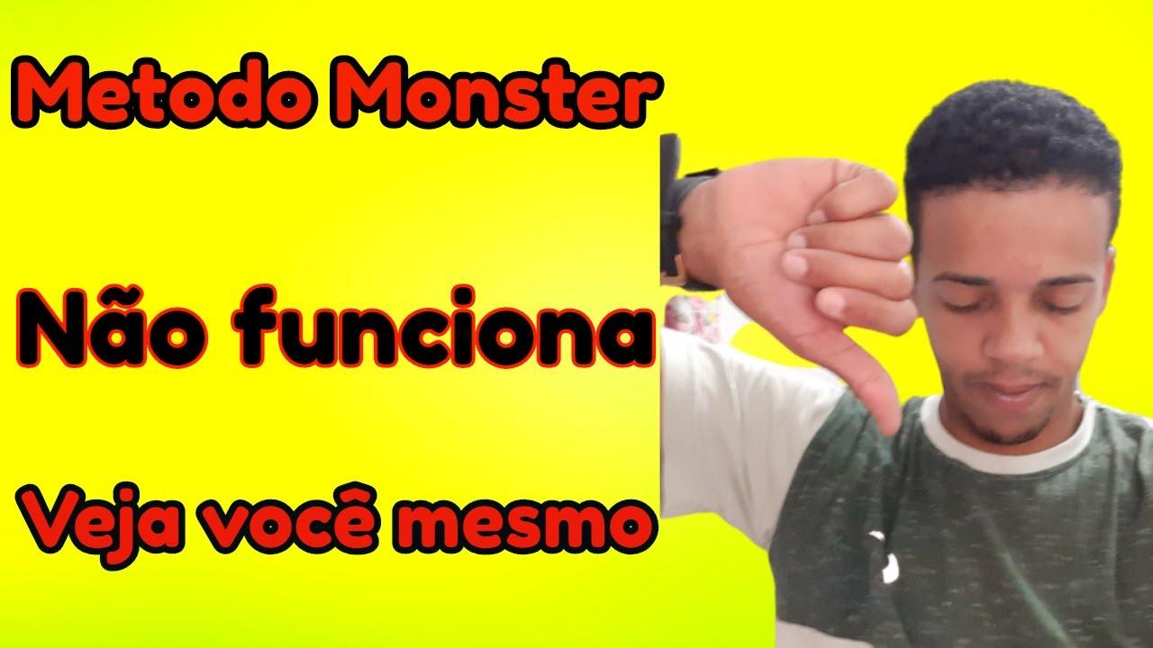 metodo monster