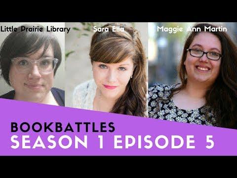BookBattles Episode #5