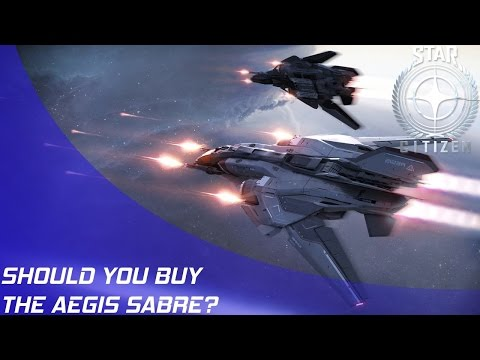 Star Citizen: Should you buy the Sabre?