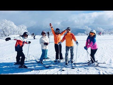 Go2Niseko2015 - ski trip to Niseko, Sapporo