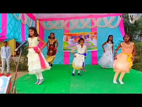 52-gaj-ka-daman- -pranjal-dahiya- -school-group-dance-26-january-republic-day.