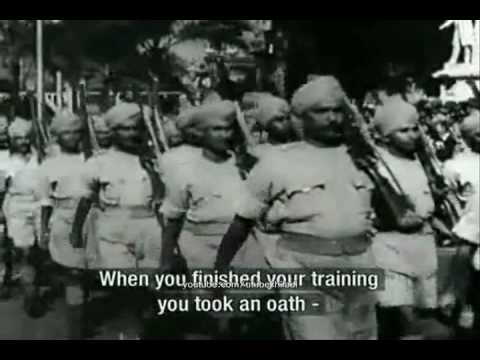 BBC The forgotten volunteers - Indian army WWII part 1/5