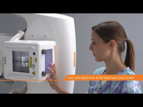 DRX-Excel Plus - Chest X-ray Exam Workflow  - Medical Imaging