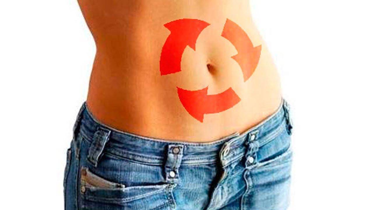 Как можно убрать живот за неделю с помощью диеты
