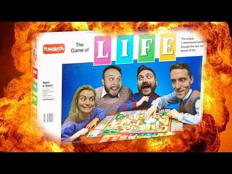 LIFE SWAP - Board Game Show (Bonus Video)