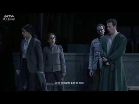 Mozart - Mitridate Re di Ponto: Son reo I'error confesso