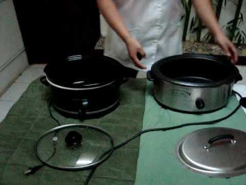Comparacion spa pro vs vaporera de cocina youtube - Vaporera profesional ...