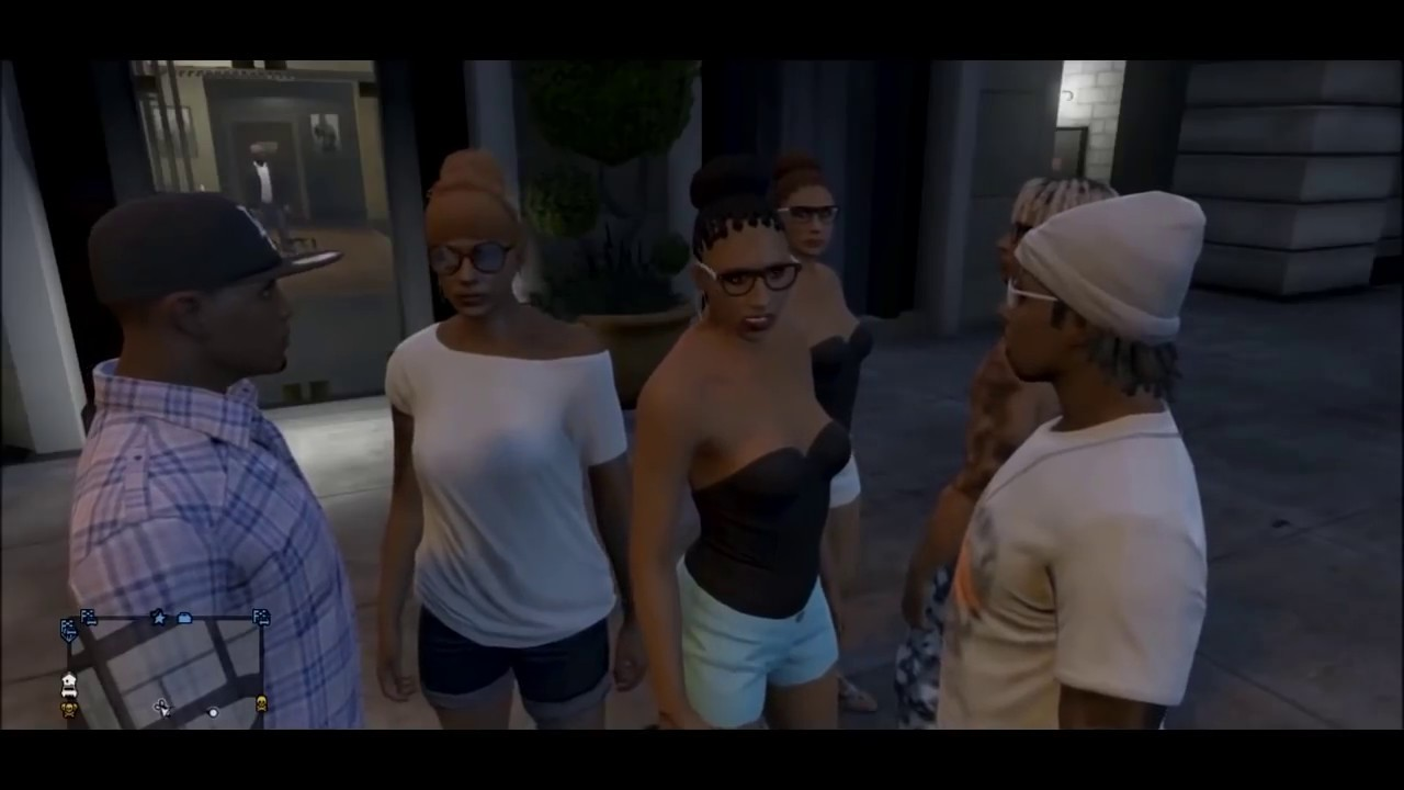 Bad Girls Club GTA 5: Episode 2 Pool Party - YouTube