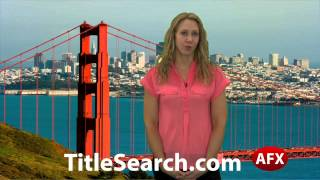 Property title records in El Dorado County California | AFX