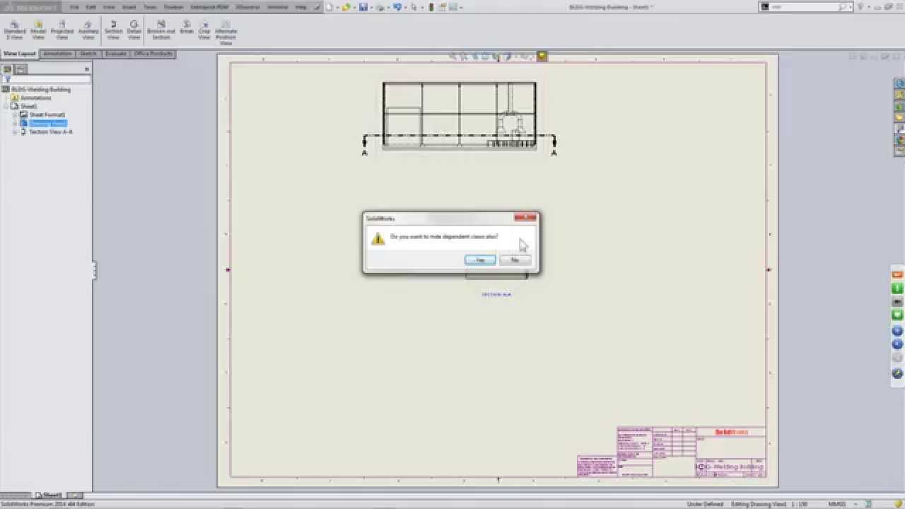 singularityoftheday - SOLIDWORKS 3D CAD - How do I create a crop ...