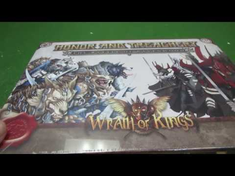 Jafo unboxes wrath of kings 2player starter |