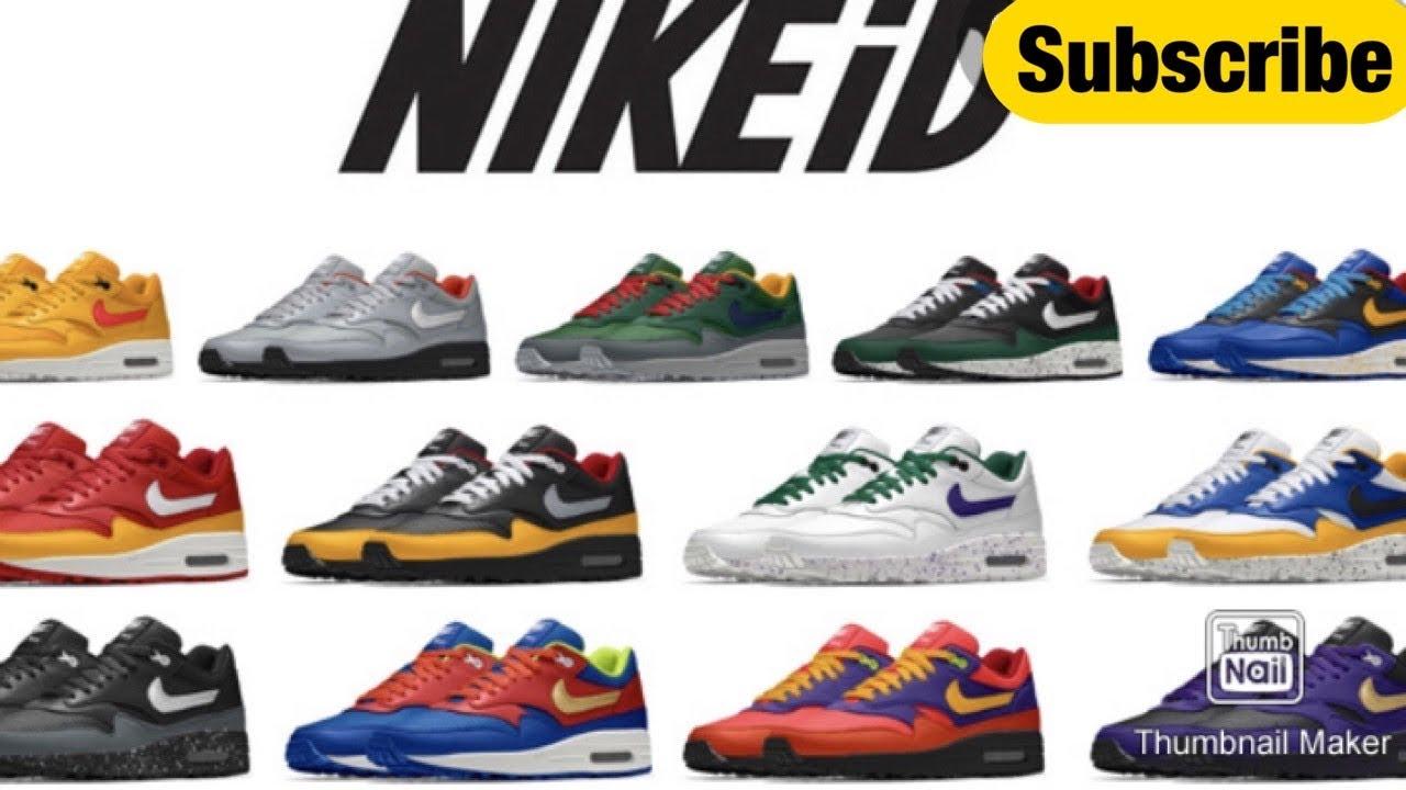 nike custom shoe maker