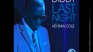 P Diddy ft Keyshia Cole -Last Night Instrumental
