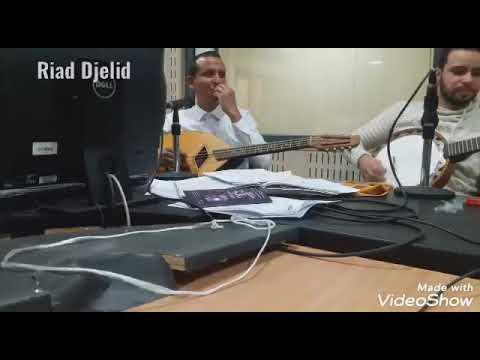 Riad Djelid Radio El Bahdja 31 Jan 2018