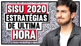 ÚLTIMOS DIAS DE SISU 2020! O vídeo MAIS IMPORTANTE de todos!!