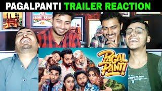 Pakistani Reaction on   Pagalpanti Trailer - Anil, John, Ileana, Arshad, Urvashi, Pulkit, Kriti