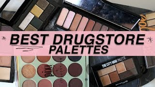 5 BEST DRUGSTORE NEUTRAL EYESHADOW PALETTES | Jamie Paige