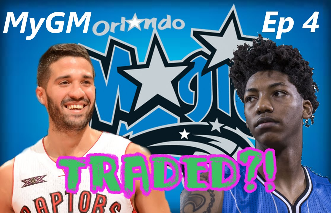 NBA 2k15: MyGm Mode - Ep 4 || Elfrid Payton Traded ...