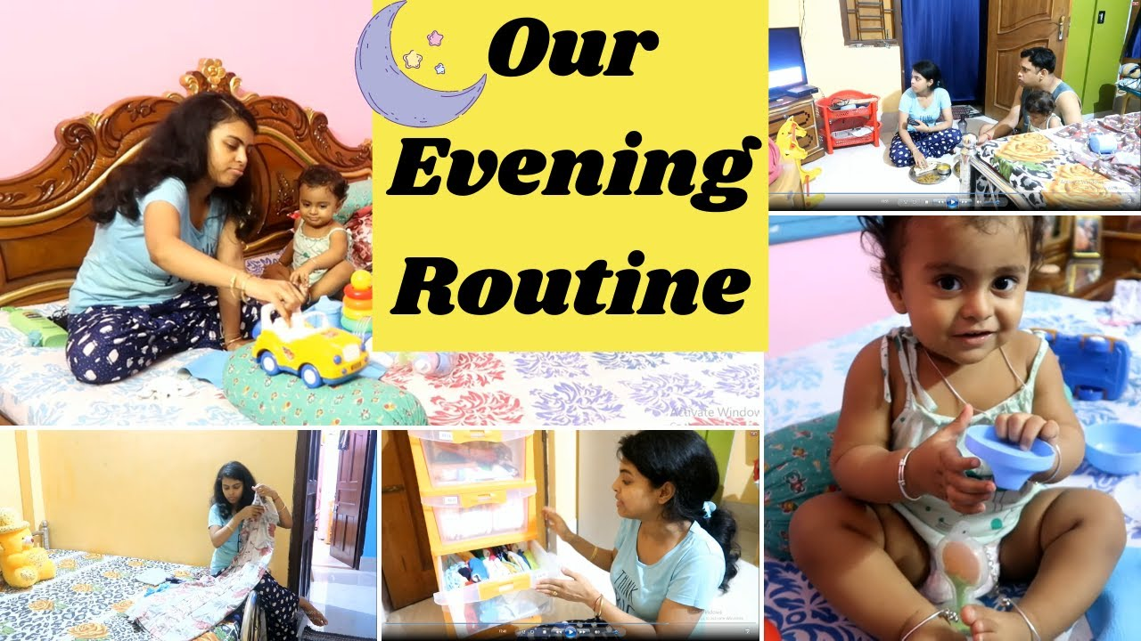 Our Evening Routine & Vihaan's Health Update || Vlog || makeUbeautiful