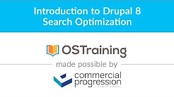 Drupal 8 SEO Training